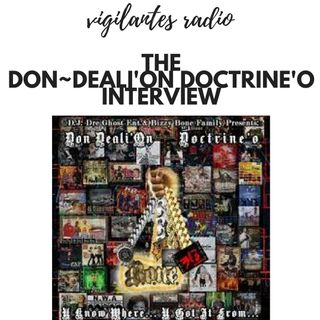 The Don~Deali'On Doctrine'o Interview