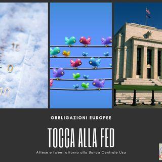 #210 La Borsa...in poche parola - 29/7/2019 - Tocca alla FED