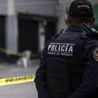 Continúan a la baja delitos de alto impacto en CDMX