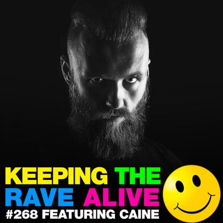 Episode 268: feat. Caine!