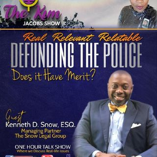 DEFUNDING THE POLICE - DOES IT HAVE MERIT_