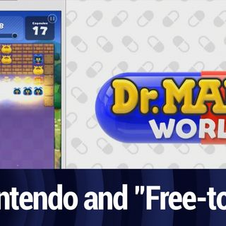 """Nintendo and """"Free-to-Play"""" 