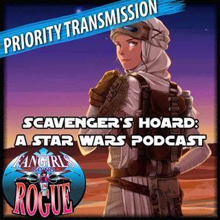 Priority Transmission #4: Scavenger's Hoard