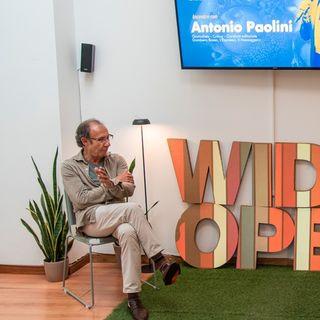 Intervista sulla Comunicazione del Gusto al curatore editoriale del Gambero Rosso Antonio Paolini