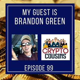 Brandon Green - Bitcoin2019 Conference