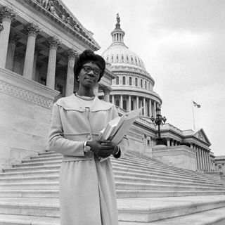 Ep. 12: How Shirley Chisholm's 1972 campaign for president changed the face of politics