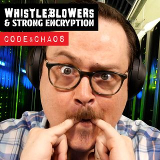 Whistleblowers and Strong Encryption