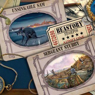 Bistory S03E09 Beastory Stubby e Unsinkable Sam