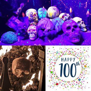 100th Episode Celebration Announcement (Halloween Edition)