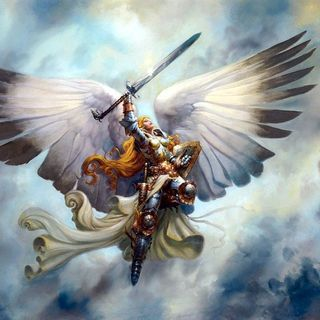 Angels & Spiritual Battle
