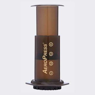 El Aeropress, el método para preparar un buen café, rápido y sencillo