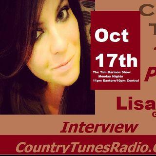 Lisa Sams Interview 10/17/16