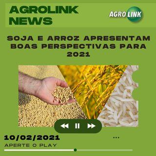 Agrolink News - Destaques do dia 10 de fevereiro