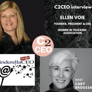 Keep on Truckin' Women -  Ellen Voie, Founder Women In Trucking