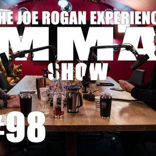 JRE MMA Show #98 with Luke Thomas