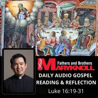 Thursday of the Second Week of Lent, Luke 16:19-31