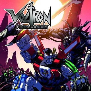 Source Material #128: Voltron From The Ashes