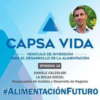 EPISODIO 18. Daniele Calzolari, Responsable de Análisis y Desarrollo de Negocio en LA BOLSA SOCIAL