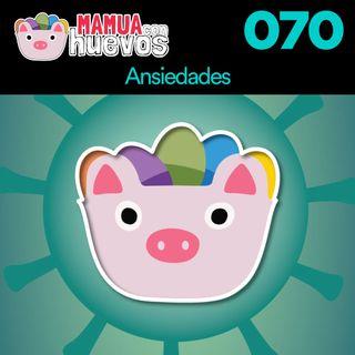 Ansiedades - MCH #070