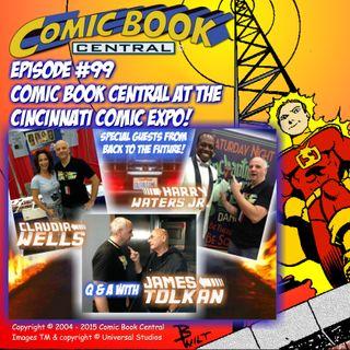 #99: Cincinnati Comic Expo