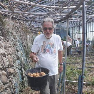 Ortinfesta 2019 - Giorgio presenta Tommaso Gamaleri (socio E' Nostra)