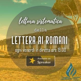 Lettura sistematica Romani 12:17-21 (DIRETTA) Fragneto 05.03.21