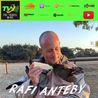 Rafi Anteby CONSCIOUS TRAVELER