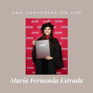 Episodio 12 - María Fernanda Estrada