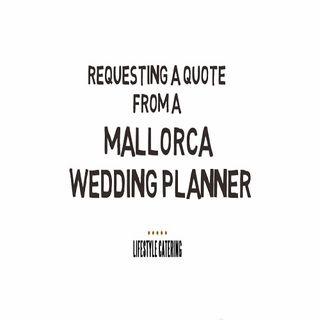 Requesting A Quote From A Mallorca Weddi