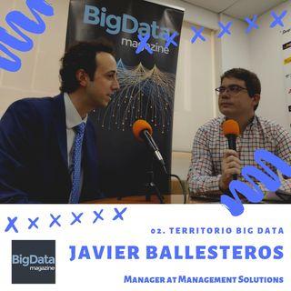 #TerritorioBigData02 con Javier Ballesteros