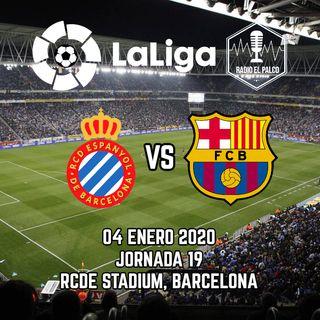 RCD Espanyol vs Barcelona en VIVO