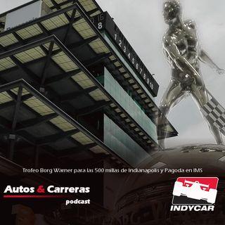 #IndyCrescendo La Historía de Indianapolis Motor Speedway