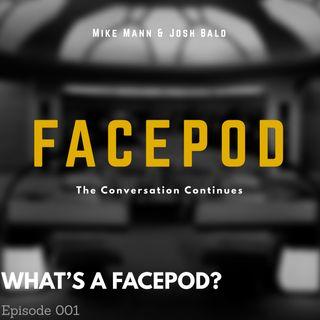 Episode 001 - Mike Mann is so desperate to talk Trek, he speaks with Josh Bald
