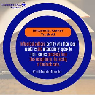 Influential Author Truth #2 | Lakeisha McKnight