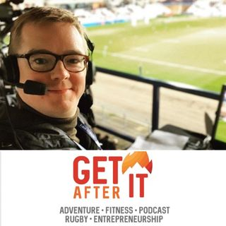 Episode 86 - with Nick Heath - Rugby and viral Life Commentator