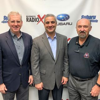 Jon Watson and Don Hamaty with Odin Enterprises