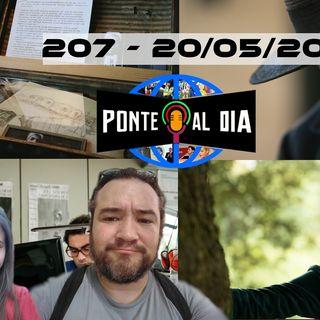 Mascarillas | Ponte al día 207 (20/05/20)