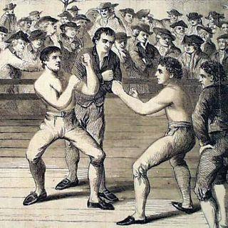 Capítulo 1-Inicios del Boxeo Mexicano
