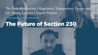 The Future of Section 230