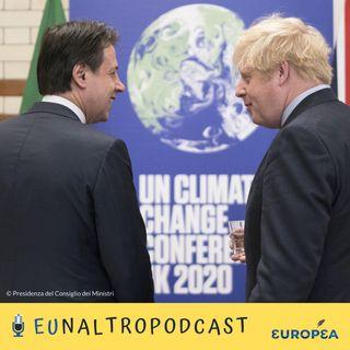 #13 G20, G7 e COP26: il 2021 post-Brexit di Italia e Regno Unito