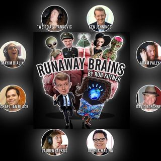 Joshua Malina steals Rob Kutner's Brains! INTERVIEW