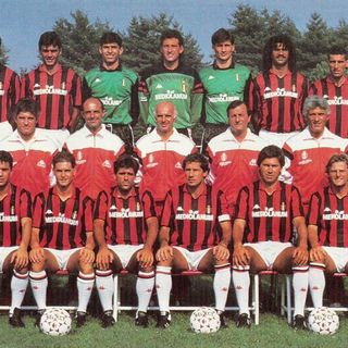Milan Campione d'Italia 87/88