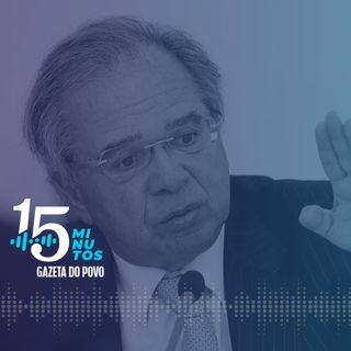 Paulo Guedes em Davos: por que o ministro compara o Brasil a uma baleia