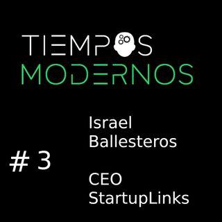 Israel Ballesteros - Educación para emprendedores