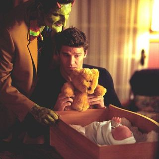 Angel 3x09&10: Lullaby/Dad