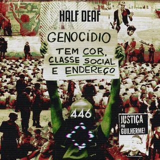 AntiCast 446 – Violência Policial no Brasil (com Ignácio Cano)