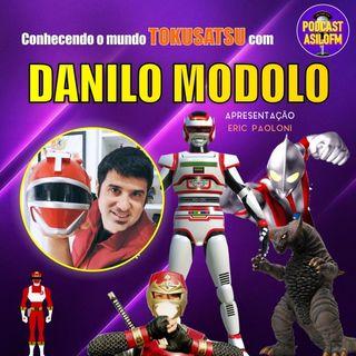 Podcast - Conhecendo o Mundo Tokusatsu - Danilo Modolo