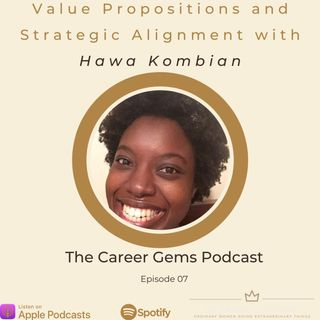 Values, Strategy and Culture Alignment in Leadership with Hawa Kombian