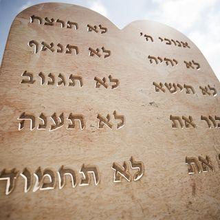 Los diez mandamientos desde la visión judía