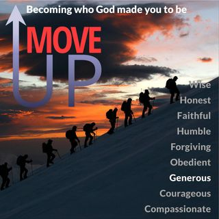 Move Up: Generous Like Hezekiah